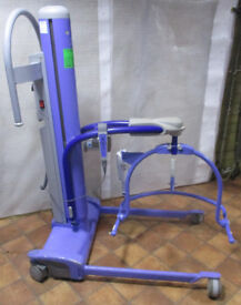Arjo Maximove Patient Lift Mobility Battery Hoist, Charger, bariatric, Scale, L Sling
