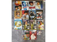 Jackie chan rare mags and marital arts dvds