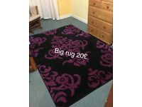 230cm by 160cm rug