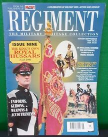 HISTORY OF THE FOUR REGIMENTS OF THE 'KING'S ROYAL HUSSARS'