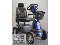 Mobility scooter 8mph 3mth warranty 2015 model