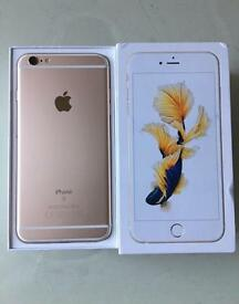 IPhone 6s Plus 128gb no screech or mark