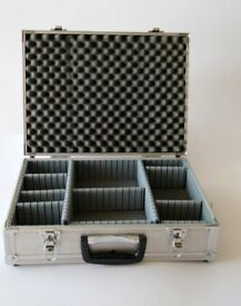Aluminium camera case (large)