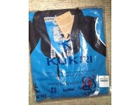 """ULSTER RUGBY SHIRT ~ SIZE 4XL ~ XXXXL ~ 50"""" CHEST ~ BRAND NEW WITH TAG"""