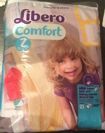 Big Libero nappies size 7