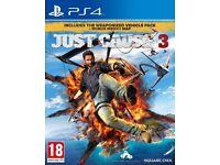 Just Cause 3 PS4 (Pre-owned)