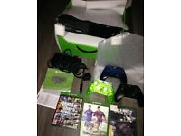Xbox one 500GB + games + controllers