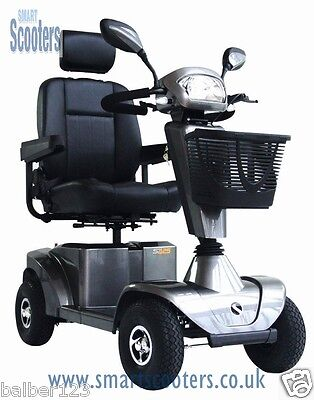 Sterling S425 Mobility Scooter 8 mph Brand New Free UK Delivery& Free Insurance