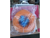 Mains Hook Up Cable - 25 Metre