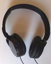 Sony MDR ZX310 headphones