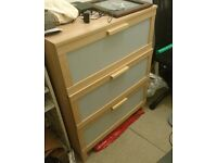 IKEA drawers from bedroom furniture range
