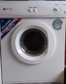 Tumble Dryer 6 KG White Knight