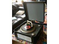 Vintage record player. Garrard 4SP. Good working order.