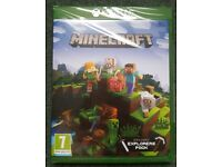 Minecraft Xbox one controller and game