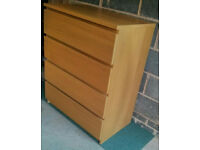 IKEA chest of drawers, CAN DELIVER