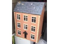 Large Dolls House with Basement