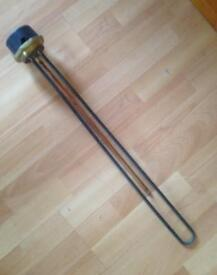 "New Immersion heater 630mm (27"") by Wickes"