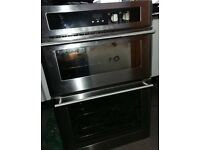 Stoves Double Gas Oven, Used.