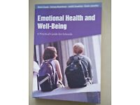 Emotional Health and Well-Being: A Practical Guide for Schools Paperback (2004)