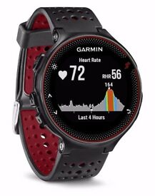 Garmin Forerunner 235 GPS Running Watch with Elevate Wrist Heart Rate and Smart Notifications