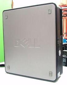Dell Optiplex 740 (AMD Athlon 64 X2 4800+ 2.5 Ghz, 1GB, 80GB, DVDRW, Vista Home Business)