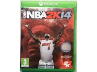NBA 2K14 (Xbox One). Excellent Condition