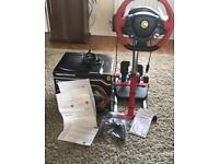 Thrust master Ferrari 458 spider racing wheel with wheel stand pro