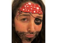 Face Painter - face painting for children's parties and all festivities and occasions around Bristol