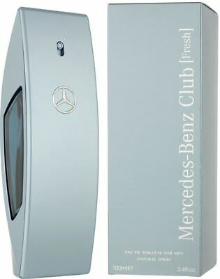 Mercedes Benz Club Fresh Eau De Toilette for Men 100 ml EdT Parfüm ()