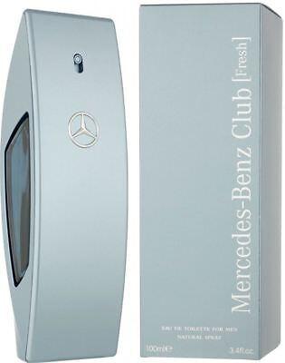 Mercedes Benz Club Fresh Eau De Toilette for Men 100 ml EdT Parfüm online kaufen