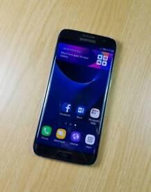 Samsung Galaxy S7 Edge (32GB) - Black