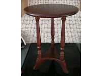Small Side Table [Lamp/Phone Table] H56cm x W40cm