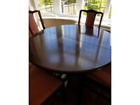 Stag Extending Dining Table