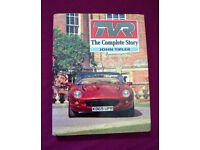 TVR book - The complete story