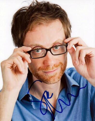 STEPHEN MERCHANT... Extras' Darren Lamb - SIGNED
