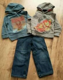 Boys clothing age 3 years