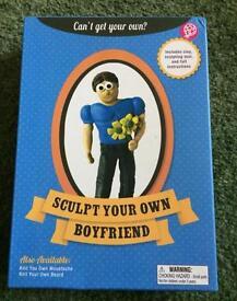 Sculpt your own boyfriend