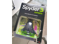 Data Colour Spyder 3 Express * FOR SALE * Old version but never used. Any interest?