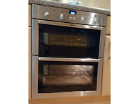 Neff Electric Double Oven, Stainless Steel, bought for £648.99, MUST GO BY 27th