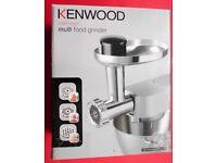 Kenwood Chef Titanium Multi-Food Grinder/Mincer Attachment