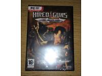 Hired Guns: The Jagged Edge PC Game BNIB