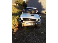 BREAKING Mitsubishi Shogun 2.8 TD MK2 SWB 2.5 Shogun Spares Parts