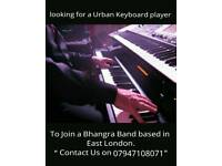 Bhangra Urban Keyboard wanted