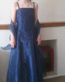 Girls prom/party/bridesmaid dress