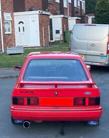 image for escort rs turbo rep
