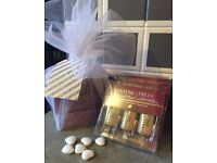 Christmas Gift Cube - Pantene Pro-V set of 9 intensive hair treatments