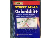 Philip's Street Atlas- OXFORDSHIRE (South Oxfordshire)
