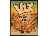 Viz 'The Camel's Toe' Annual (2013)