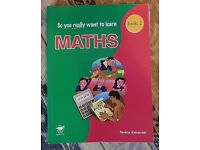 So you really want to learn Maths Book 2