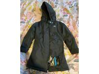 Girls nursery coat